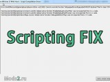 Фото Error script compilation FIX (Scripting FIX) - фикс компиляции