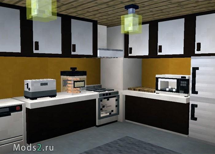 Мод на мебель, фурнитура mrcrayfish's furniture mod 1. 12. 2 1. 11.