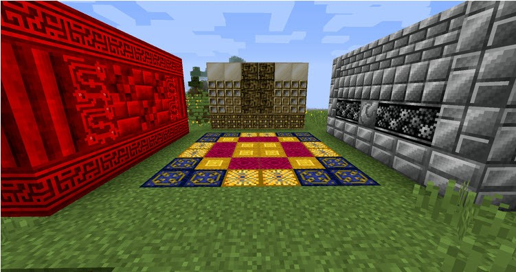 мод для майнкрафта 1 12 2 fancyblockparticles