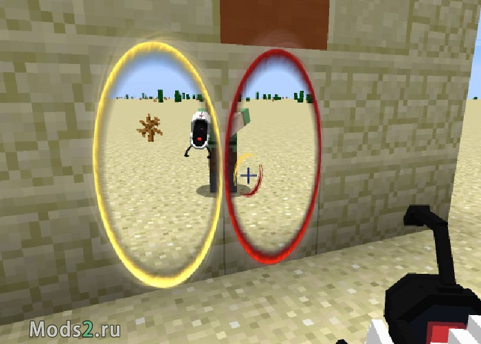 Portal gun mod 1. 13. 1/1. 13/1. 12. 2/1. 11. 2/1. 10. 2 minecraft updated.