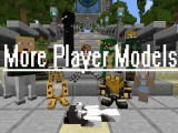 Фото Измени игрока - More Player Models [1.12.2] [1.11.2] [1.10.2] [1.8.9] [1.7.10]