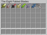 Фото Мод на уникальные мечи - The Eight Fabled Blades [1.12.2]