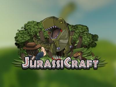 Динозавры из Парка Юрского пероида - JurassiCraft 2 1 12 2