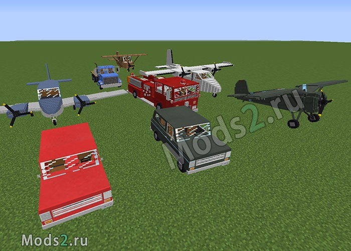 Transport simulator ( immersive vehicles) симулятор самолетов и.