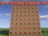 Фото Пак на мощное оружие - Flan's LPxPlayer's Weapon Pack [1.7.10]