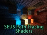 Фото Реалистичный свет, трассировка лучей - SEUS Path Tracing Shaders [1.16.5] [1.15.2] [1.14.4] [1.12.2]