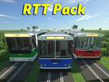 Фото Пак на трамваи и троллейбусы - Russian Tramway & Trolleybus Pack [1.12.2] [1.10.2]