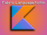 Фото Фабрик котлин - Fabric Language Kotlin [1.15.1] [1.14.4]